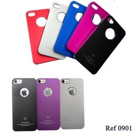 FUNDA METALICA IPHONE 5G/S