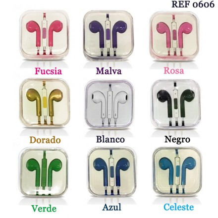 AURICULAR COMPATIBLE IPHONE