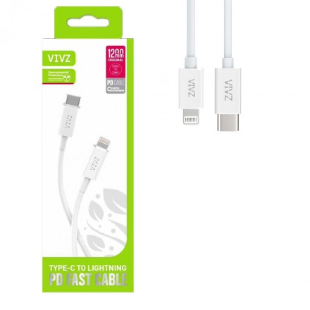 CABLE TIPO C - LIGHTNING