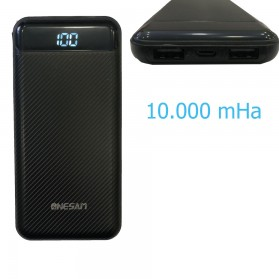POWER BANK 10.000 mAh ONESAM