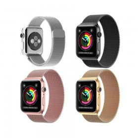 CORREA MILANESA APPLE WATCH / 20mm / 22mm